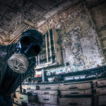 Fisheye Urbex Gas Mask