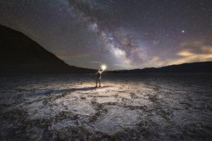 Bad Water Basin Milky Way