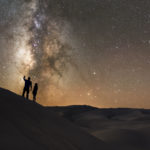 Great Sand Dunes Milky Way