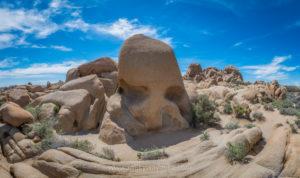Skull Rock, Joshua Tree